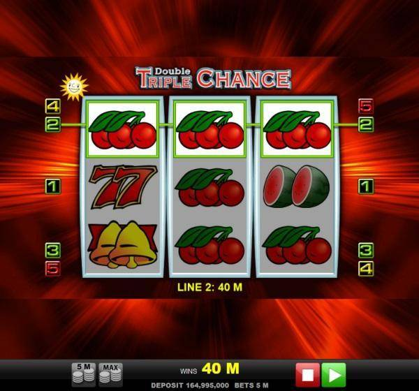 double triple chance 4 - Triple Chance