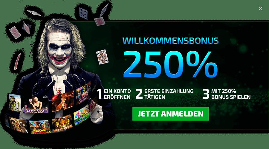gocrazy bonusangebot