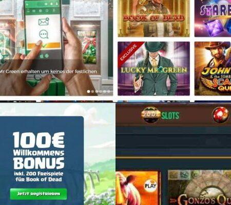 Online casino test – hvilken er den bedste i 2021?