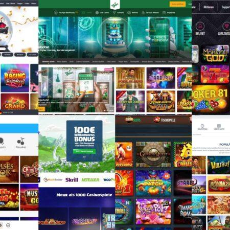 Test de casino en ligne – lequel est le meilleur en 2021 ?