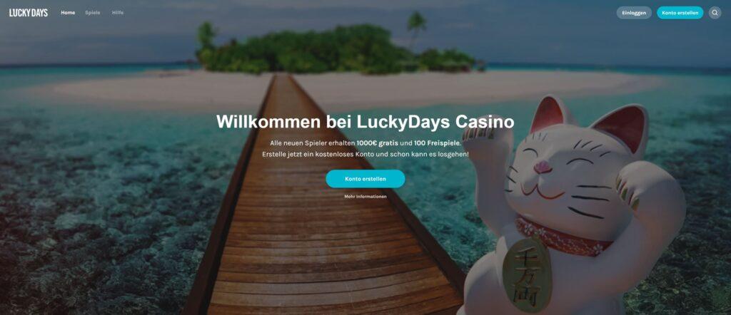 casino de suerte
