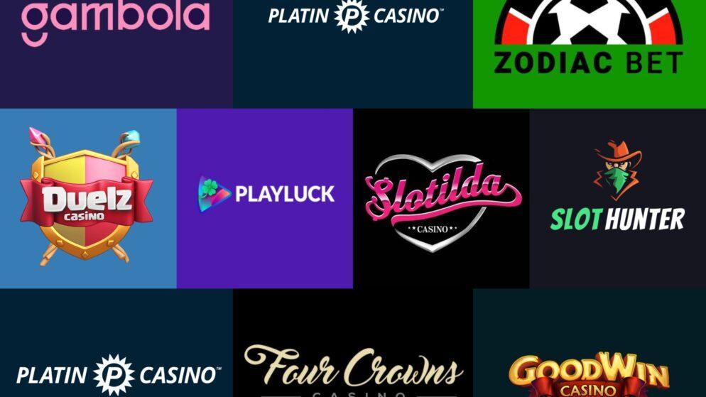 Онлайн казино без регистрация